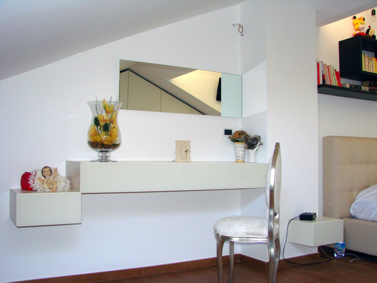 i mobili lago a casa di dina e lorenzo un 39 altra realizzazione di dimensione legno a chietiil. Black Bedroom Furniture Sets. Home Design Ideas