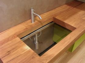 bagno LAGO  Depth basin