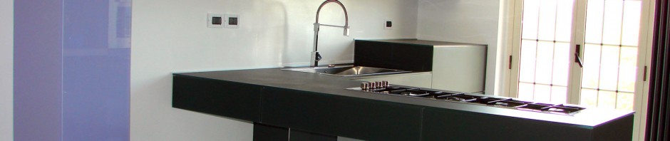 mobili LAGO a Casa di Dina e Lorenzo