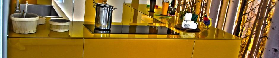 Cucine LAGO in HDR