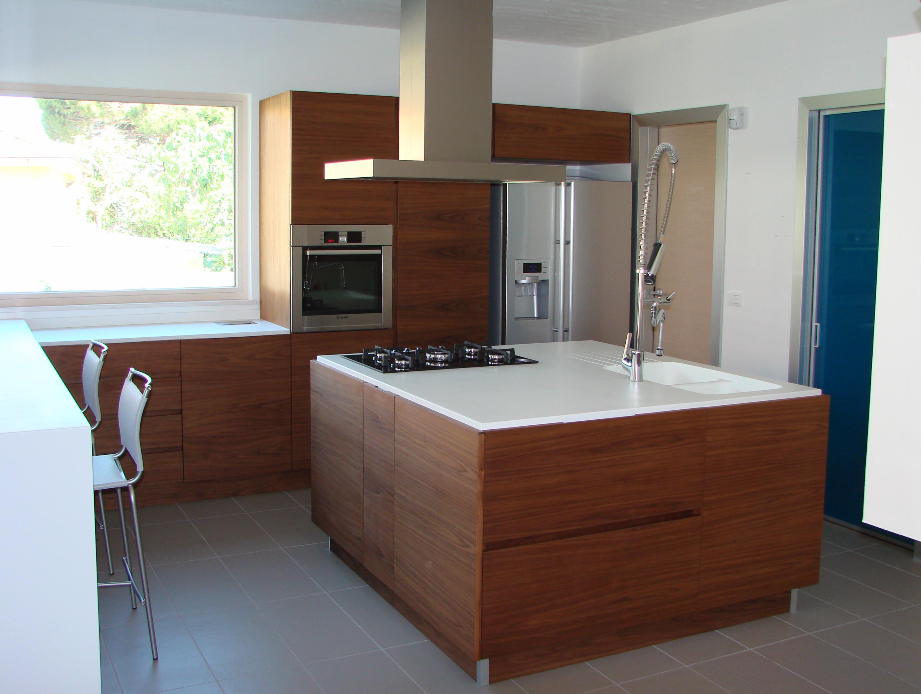 La casa in legno di piero e valentina con i mobili riva 1920il blog di dimensione legno a chieti - Recupero mobili ...